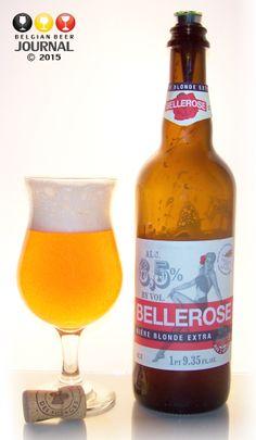BrewView on BELLEROSE BIÈRE BLONDE EXTRA |