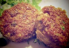 Weetbix, tuna and vegetable patties recipe