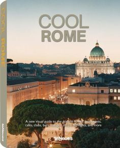 Cool Rome by teNeues #wishgifts