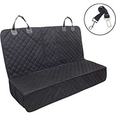 Amazon.com: DakPets Dog Car Seat Covers - Pet Car Seat Cover Protector – Waterproof, Scratch Proof, Heavy Duty and Nonslip Pet Bench Seat Cover - Middle Seat Belt Capable for Cars, Trucks and SUVs: Automotive Best Car Seat Covers, Bench Seat Covers, Dog Hammock For Car, Car Seat Protector, Dog Car Seats, Dog Carrier, Pet Supplies, Oxford, Rear Seat