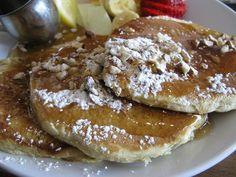Tortitas veganas (vegan hotcakes) :: recetas veganas recetas vegetarianas :: Vegetarianismo.net