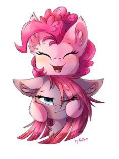 my little pony, pinkamena diane pie, pinkie pie My Little Pony Twilight, My Little Pony Cartoon, My Little Pony Pictures, Mlp My Little Pony, My Little Pony Friendship, Mlp Creepypasta, Chibi, Imagenes My Little Pony, Little Poni
