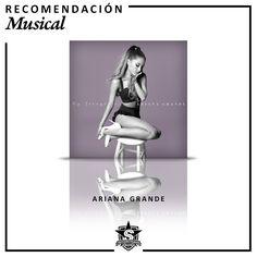 Consiente a tus sentidos con este regalo musical y disfruta de la voz inigualable de Ariana Grande.