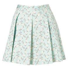 TopShop bunny skirt
