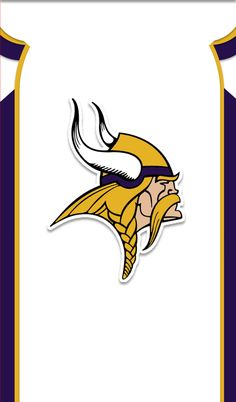 Post with 5575 views. I made phone wallpapers based on the jerseys of every NFL team (with throwbacks as an added bonus! Sports Wallpapers, Phone Wallpapers, Minnesota Vikings Wallpaper, Viking Wallpaper, Minnesota Vikings Football, Basset Hound Dog, Nfl Logo, Fire Heart, Nfl Jerseys