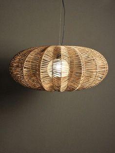 de cestos a luminárias   São vazados, e com isso não quebram a luminosidade, sua rusticidade fica perfeita em ambientes naturais, e fazem u...