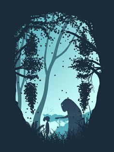 """Lonely Spirit"" Art Print by Filiskun on Society6."