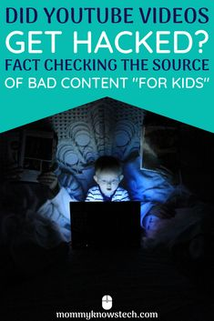 When surprising, inappropriate content shows up in kids videos on   YouTube, people sometimes say the videos (or YouTube itself) were   hacked. Let's do some fact checking about where this content comes from   and how you can keep your kids safe on YouTube.