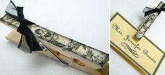 DIY Decorative Wedding Clothespins by myDIYweddingday, via Flickr