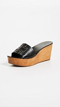 Find and compare Ines Wedge Slides across the world's largest fashion stores! Block Sandals, Summer Fashion Outfits, Powerful Women, Slide Sandals, Wedge Sandals, Designer Shoes, Me Too Shoes, Open Toe, Tory Burch