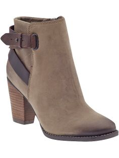 Aldo Salazie - Taupe Leather #boots #piperlime