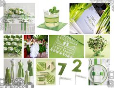 2013 Green and White Colour Trend Color Trends, Colour, Green, Color, Colors