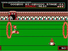Circus charlie - nintendo nes games - Google Search