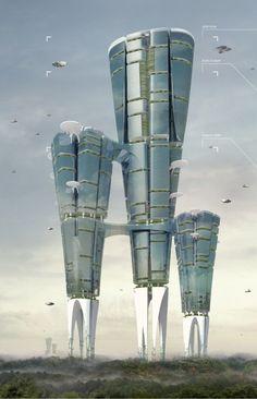 eVolo's 20 Most Innovative Skyscrapers