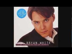 Bryan White - I'm Not Supposed to Love You Anymore (with lyrics)