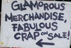 Funny Garage Sale Signs 20 Pics