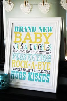 Perfect Baby Gift