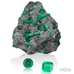 The first known #emerald mines were in ancient Egypt. Egyptian mummies are sometimes discovered adorned with this green gemstone, a symbol of eternal youth in ancient Egypt.