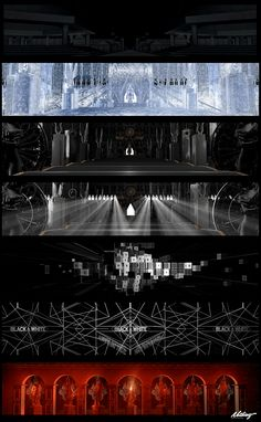 Wedding Plants, Stage Set Design, New Media Art, 3d Typography, Ghost In The Shell, Sky Aesthetic, Sound Design, Display Design, Motion Design