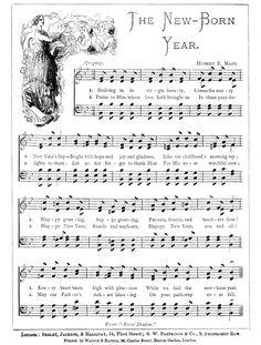Antique Vintage Children's Hymn Sheets Download 1800s Vintage Printable 3 Old Hymn Sheets Pack 2 by VintageViewer on Etsy https://www.etsy.com/listing/192518075/antique-vintage-childrens-hymn-sheets