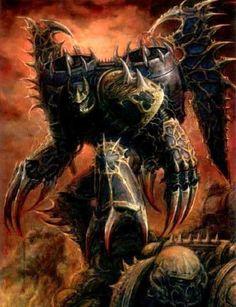 Warp Talon, Chaos Space Marines