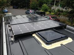 Solar power for our Sprinter camper van was a top priority from day one. Now that we've had six months of free energy charging our batteries and running our fridge and laptops, I can hands-down say...