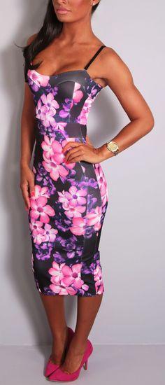 Pink Boutique Talitha black dress