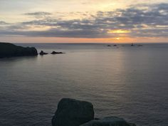 Autumn in the air this evening 🎃🌅 #sennencove #sunset #cornwall #holiday Cornwall, Cottage, Autumn, Celestial, Holidays, Sunset, Beach, Water, Outdoor