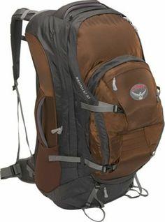 Osprey Waypoint 85 Men's Earth Brown - LG - via eBags.com! Sleeping Bag, Travel Backpack, Shadow Box, Earth, Backpacks, Brown, Bags, Stuff To Buy, Medium