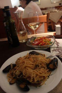 Venice, Italy   -Dinner time