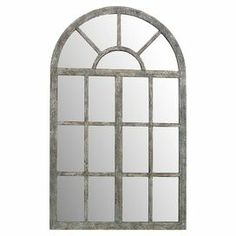 "Add an artful touch to your foyer or entryway with this captivating metal wall decor, showcasing a window silhouette.   Product: Wall decorConstruction Material: WoodColor: BlueDimensions: 32.5"" H x 28.8"" W"