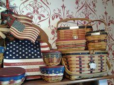 Americana baskets