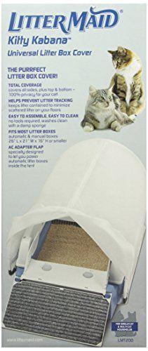 LitterMaid Kitty Kabana Universal Litter Box Privacy Tent