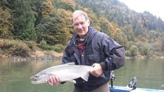 Coho salmon fishing gallery. www.johnnyssportfishing.com  #fishing #salmon Fraser River, Fraser Valley, Fishing Pictures, Salmon Fishing, Sport Fishing, Tours, Gallery