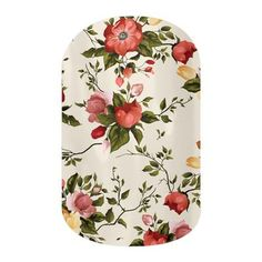 China Rose (Matte) by Jamberry Nail Wraps. Welcome to our flowery world, where intricate garden-inspired designs require no water or sunshine to bloom beautifully on your nails. From florals to lace, these GARDEN PARTY designs embrace the best of femininity.