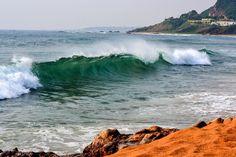 Vizag Wave by Ananya  Kukkaje on 500px