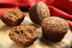 Bran muffins, Muffins and For love on Pinterest