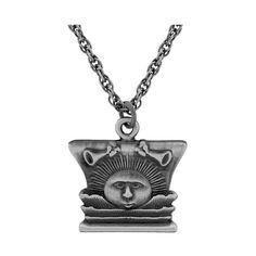Nauvoo Temple sunstone necklace