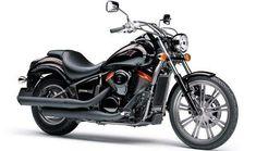 VN 900 Custom Ebony Special Edition, 2009