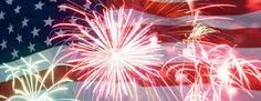 The Fourth of July is in two days…just in case you didn't know. Necessary supplies for your 4th of July firework viewing: Earplugs (to limit reaction from big boomers) Patience Sunglass (to limit b...