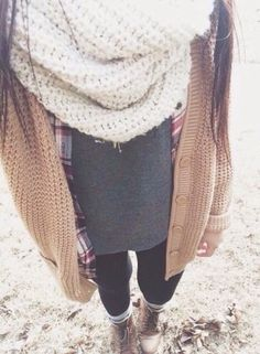 Winter outfit Leggings - http://amzn.to/2id971l