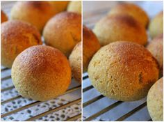 Mat for sjelen …: Lovely Low Carb Buns … – Oppskrifters Low Carb Bun, Low Carb Keto, Low Carb Recipes, Lchf, Nom Nom, Healthy Living, Bakery, Food And Drink, Peach