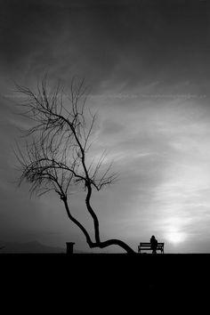 mustafakilinc-fotograf-ca: Waiting is hell… photographer: … – Black White Photography - Sebastiao Salgado