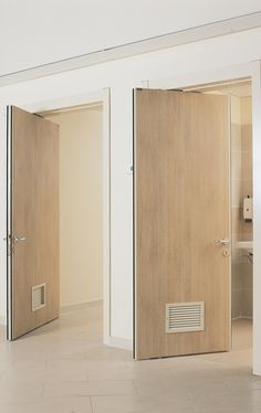 For that awkward bathroom door: Modern interior roto swing door featuring maple panels & 2i has now expanded its productivity in FIRE RATED DOORS ... Pezcame.Com