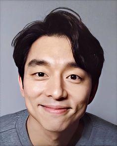 Kim Go Eun Goblin, Goblin Gong Yoo, Gong Yoo Smile, Yoo Gong, Asian Actors, Korean Actors, Kim Young Min, Goong Yoo, Lee Dong Wook