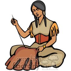 royalty free royalty free indians 4162007 207 clip art images rh pinterest com native american clipart borders free native american clipart free download
