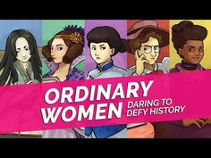 An animated series about women who dared defy history / Boing Boing