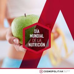 El 28 de Mayo se celebra el #DíaMundialDeLaNutrición. Una dieta equilibrada y una actividad física constante son las claves para una salud de hierro