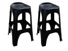Real Comfort 2-Pack Back Stool - There are so many stools being offered which are intended for commercial purposes. Searching for one of these stools being offered is very easy. Black Stool, Black Bar Stools, Wood Bar Stools, Swivel Bar Stools, Counter Stools, Chicago Furniture, Lawn Furniture, Luxury Home Furniture, Buffets Furniture