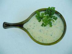 Recetas de Marlis: Salsa de yogur con curry